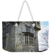 The Keep At Donegal Castle Ireland Weekender Tote Bag