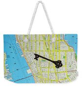 The Key To The City Weekender Tote Bag