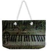 The Keyboard Weekender Tote Bag