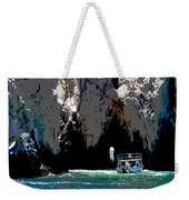 The Keyhole Mexico Cabo San Lucas Weekender Tote Bag