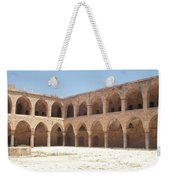 The Khan, Also Known As A Caravanserai, In Akko, Israel Weekender Tote Bag