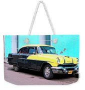 The Killer Bee Weekender Tote Bag