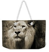 The King II Weekender Tote Bag