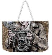 The King Of Cameras Weekender Tote Bag