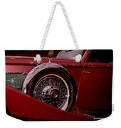 The King Of The Road Weekender Tote Bag