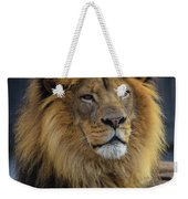 The King Weekender Tote Bag