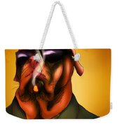The Kingpin Weekender Tote Bag