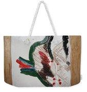 the Kiss 11 - tile Weekender Tote Bag