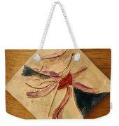 The Kiss 5 -  Tile Weekender Tote Bag