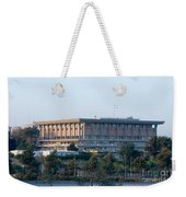The Knesset, Jerusalem 2 Weekender Tote Bag