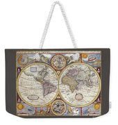 The Known World Weekender Tote Bag