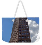 The Kollhoff-tower ...  Weekender Tote Bag