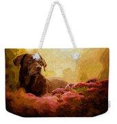 The Labrador Weekender Tote Bag