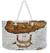 The Ladrone Islands Weekender Tote Bag
