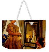The Lady Of The House Weekender Tote Bag