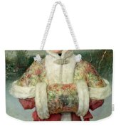 The Lady Of The Snows Weekender Tote Bag