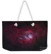The Lagoon Nebula Weekender Tote Bag