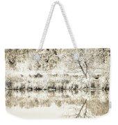 The Lake #47 Weekender Tote Bag