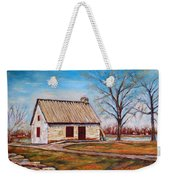 The Lake House Weekender Tote Bag