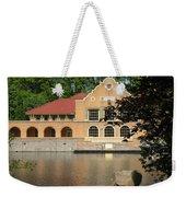 The Lake House Weekender Tote Bag