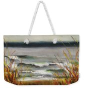 The Lake Shore Weekender Tote Bag