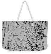 The Lambs Of God In Trial Weekender Tote Bag