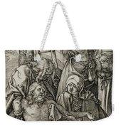 The Lamentation Weekender Tote Bag
