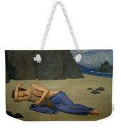 The Lamentation Of Orpheus Weekender Tote Bag