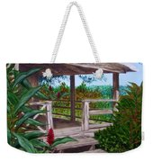 The Lanai Weekender Tote Bag