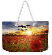 The Lancasters Weekender Tote Bag