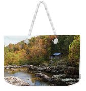 The Landscape By Klepzig Mill Weekender Tote Bag