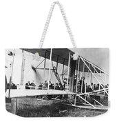 The Langley Airplane Weekender Tote Bag
