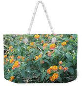 The Lantana In The Near 20 Weekender Tote Bag