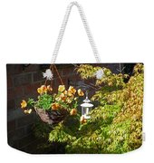 The Lantern Weekender Tote Bag