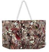 The Last Berries Weekender Tote Bag