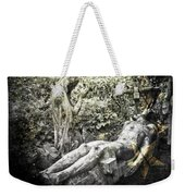 The Last Breath Weekender Tote Bag