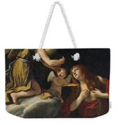The Last Communion Of The Magdalene Weekender Tote Bag