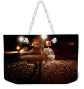The Last Dance Weekender Tote Bag