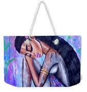 The Last Eve In Eden Weekender Tote Bag