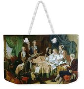 The Last Hours Of Mozart 1756-91 Henry Nelson Oneil Weekender Tote Bag