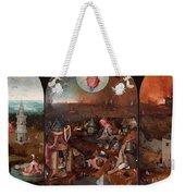 The Last Judgement Hieronymus Bosch Weekender Tote Bag