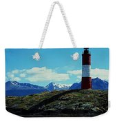 The Last Lighthouse ... Weekender Tote Bag