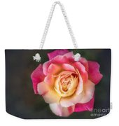 The Last Rose Of Summer, Painting Weekender Tote Bag