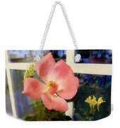 The Last Rose Of Summer Weekender Tote Bag