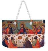 The Last Supper 1311 Weekender Tote Bag