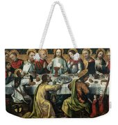 The Last Supper Weekender Tote Bag by Godefroy