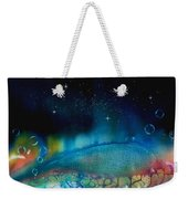 The Last Turtle From The Sea Of Cassiopeia Weekender Tote Bag