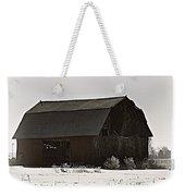 The Last Winter Weekender Tote Bag
