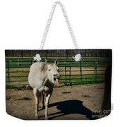 The Laughing Horse Weekender Tote Bag