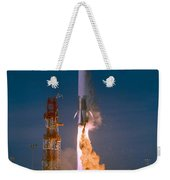 The Launch Of The Mercury Atlas Weekender Tote Bag